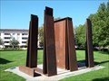 Image for World War II Memorial - Pforzheim, Germany, BW