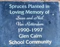 Image for Sean and Neil Van Rotterdam (1990-1997), Kanata, Ontario