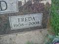 Image for 100 - Freda Ward - Jones, OK