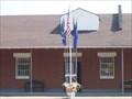 Image for Samson Memorial Museum - Nautical Flagpole - Ovid, New York