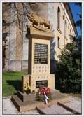 Image for World War I Memorial, Ohare, Czech Republic