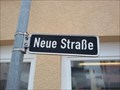 Image for Neue Straße - Classic German Game - Nagold, Germany, BW