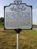 Image for Executions of Mosby's Men