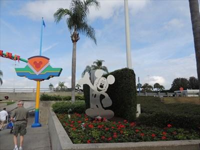 Mickey Mouse - Magic Kingdom - Florida, USA.