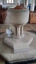 Image for Baptism Font - St John the Baptist - Somersham, Cambridgeshire
