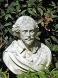 Image for William Shakespeare bust - Round Top, TX