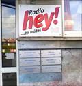 Image for REMOVED: radio Hey 95,7 FM / Praha - Liben, CZ