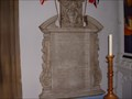 Image for Colonel Richard Nicolls (1624-1672), St Andrew's Church, Ampthill, Beds, UK