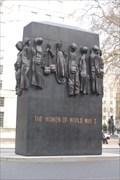 Image for Women of World War II, London, UK