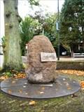 Image for Liberation monument Wassenaar