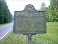 Image for Kilpatrick's Cavalry At The Towaliga River-GHM 102-8-Monroe Co