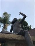 """Image for """"ENCINITAS: Statue dedicated"""" - Encinitas, CA"""