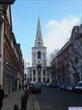 Image for Christ Church Spitalfields - Commercial Street, London, UK