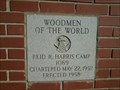 Image for WOODMEN OF THE WORLD / REID R. HARRIS CAMP - Robbins, NC