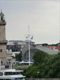 Image for Flag Pole, Warnemünde, Rostock, Germany