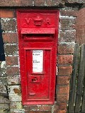 Image for Victorian Wall Post Box - Cholsey - Wallingford - Oxfordshire - UK