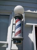 Image for Old National Road (Route 40) Barber Pole #2 - Middletown, MD