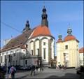 Image for Katedrala sv. Mikulase / St. Nicholas Cathedral, Ceske Budejovice, CZ