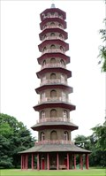 Image for Great Pagoda - Kew Gardens, London, Great Britain.