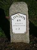 Image for A5 Milestone (Loughton Milton Keynes) - Buckinghamshire, UK
