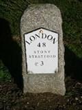 Image for A5 Milestone (Loughton Milton Keynes) - Buckinghamshire, UK