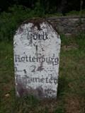 Image for Milestone to Rottenburg - Horb, Germany, BW