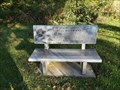 Image for Lowell Rotarians Bench - Lowell, Michigan