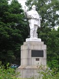 Image for Captain Scott Statue. Christchurch. New Zealand.