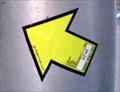 Image for Metropolitan Square Yellow Arrow - St. Louis, Missouri