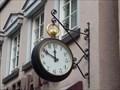 Image for Giant Pocket Watch - Marktstraße - Bad Cannstatt, Germany, BW