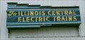 Image for Illinois Central Electric Trains - Union IL