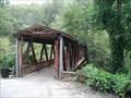 Image for  Vickery Creek covered bridge - Roswell, Ga
