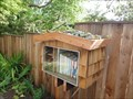 Image for Little Free Library at 1140 Walnut Street (Children's Community Center Preschool) - Berkeley, CA