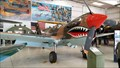 Image for P-40 Warhawk Fighter - Palm Springs Air Museum - Palm Springs, CA
