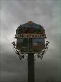 Image for Northall   Village Sign - Buck's