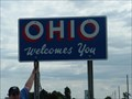Image for Indiana /Ohio Border