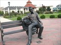 Image for Lincoln on a bench statue - Springfield, IL