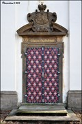 Image for Door of the Church of St. Isidor / Dvere kostela Sv. Izidora - Budenice (Central Bohemia)