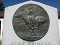 Image for Fort Bridger Pony Express Monument, Wyoming