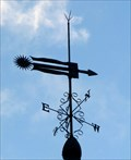 Image for Crossroads Community Church Weathervane - Bow, NH