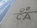 Image for California-Oregon-Pacific Ocean Tripoint