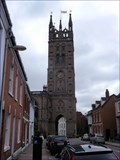 Image for St Mary's Collegiate Church Fire - Old Square, Warwick, UK
