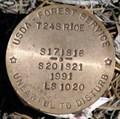 Image for T 24 S, R 10 E, Section Corner 17, 16, 21, 20, Oregon