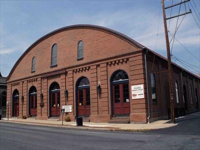 The Columbia Historic Market House - Columbia, PA