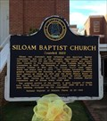 Image for Siloam Baptist Church - Marion, AL