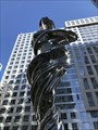 Image for 92-foot 'Venus,' tallest sculpture in SF, raises its head