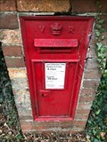Image for Victorian Wall Post Box - Bookers Lee, near Cranleigh, Surrey, UK