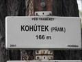Image for 166m - Kohutek (pramen), Czech Republic