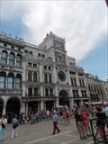 Image for St Mark's Clocktower - Venice, Italy