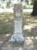 Image for Edgar Roffe - Pleasant Grove Cemetery - Cumby, TX